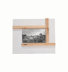 4x6 Declan Family Photo Frame
