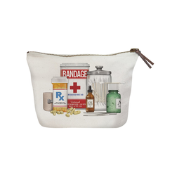 MARY LAKE THOMPSON First Aid Canvas Pouch