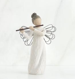 Willow Tree Figurines-Angel Of Harmony