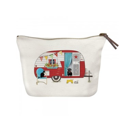 MARY LAKE THOMPSON Camper Canvas Pouch