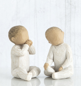 Willow Tree Figurines-Two Together Set of 2