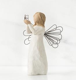 Willow Tree Figurines-Angel Of Freedom