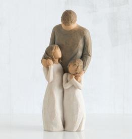 Willow Tree Figurines-My Girls