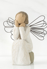 Willow Tree Figurines-Angel Of Caring