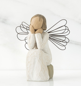 Angel Of Caring Willow Tree