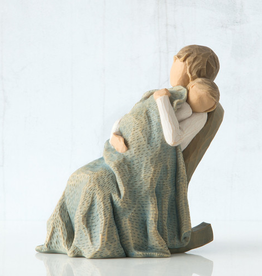 Willow Tree Figurines-The Quilt