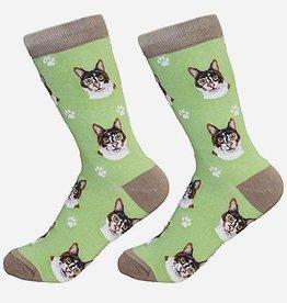Pet Lover Unisex Socks-Calico Cat