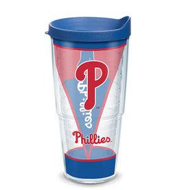 TERVIS TUMBLER 24oz. Tumbler MLB® Philadelphia Phillies™ Batter Up w/ Lid