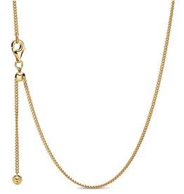 "PANDORA Shine Curb Chain Necklace 23.6"""