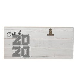 CLASS OF 2020 CLIP SIGN