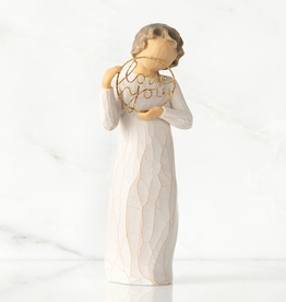 Willow Tree Figurines-Love You