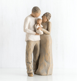 Willow Tree Figurines-We Are Three