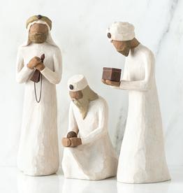 Willow Tree Figurines-The Three Wisemen Nativity