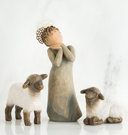 Willow Tree Figurines-Little Shepherdess