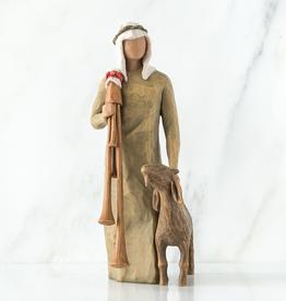 Willow Tree Figurines-Zampognaro Nativity