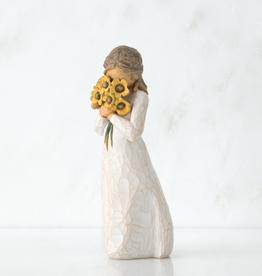 Willow Tree Figurines-Warm Embrace