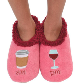 AM COFFEE PM WINE PAIRABLE SNOOZIES