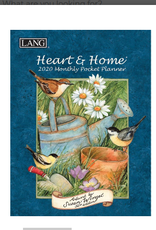 LANG COMPANIES 2021 Monthly Pocket Planner (HEART & HOME)