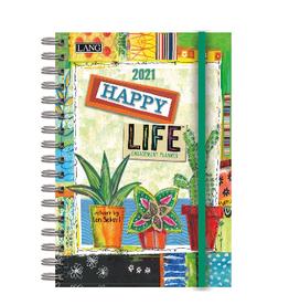 LANG COMPANIES 2021 HAPPY LIFE SPIRAL ENGAGEMENT CALENDAR