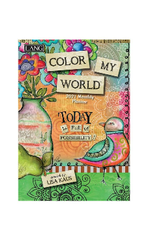LANG COMPANIES 2021 Monthly Pocket Planner (COLOR MY WORLD)