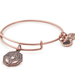 ALEX AND ANI Bridesmaid Charm Bangle Silver, Gold or Rose Gold