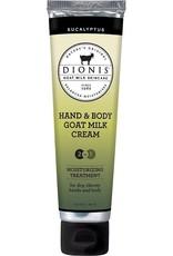 DIONIS INC 3.3oz. Dionis Hand & Body Cream