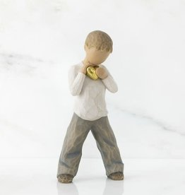 Willow Tree Figurines-Heart Of Gold