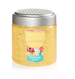 YANKEE CANDLE Home Fragrance Beads Color Me Happy 6oz.