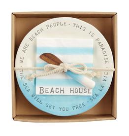 MUDPIE Beach House Cheese Set