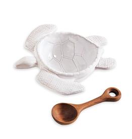 MUDPIE Dip Cup Set-Turtle