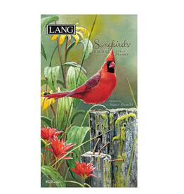 LANG COMPANIES 2021 2-Year Planner (SONGBIRDS)