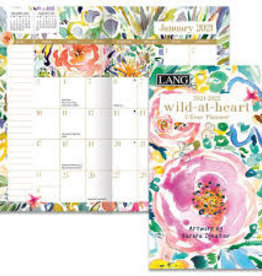 LANG COMPANIES 2021 WILD AT HEART 2-YEAR PLANNER