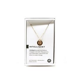 PIECES OF ME Necklace-Intelligent/
