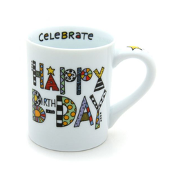 Cuppa Happy Birthday Mug