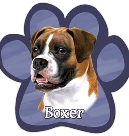 E&S IMPORTS Car Magnets Boxer Uncropped