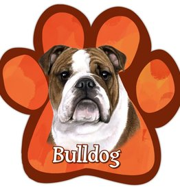 Car Magnets Bulldog