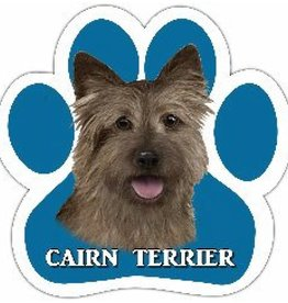 E&S IMPORTS Car Magnets Cairn Terrier