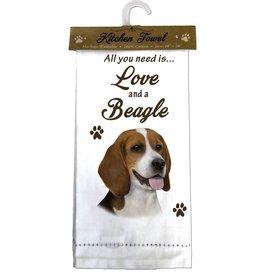 Kitchen Towel Beagle