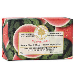 AUSTRALIAN NATURAL SOAP 7oz. Bar Soap Watermelon