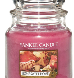 YANKEE CANDLE 14oz Jar Home Sweet Home