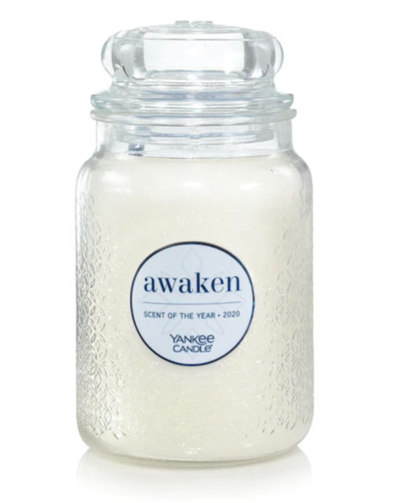 YANKEE CANDLE 22oz Jar Awaken