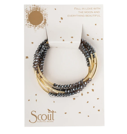 SCOUT CURATED WEARS SCOUT WRAP SHADOW GOLD