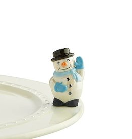 NORA FLEMING Mini Frosty Pal Snowman