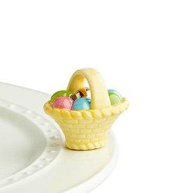 NORA FLEMING Mini A Tisket A Tasket Easter Basket