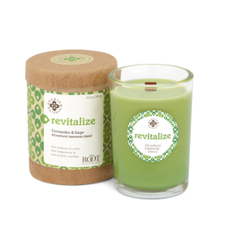 ROOT CANDLES SEEKING BALANCE 6.5 OZ.-REVITALIZE