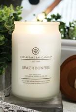 YANKEE CANDLE Large Jar Beach Bonfire
