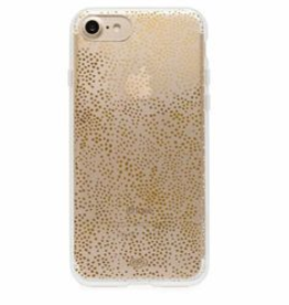 RIFLE PAPER iPhone 7 Plus Case Clear Champagne