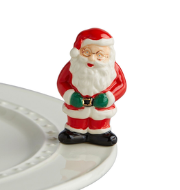 NORA FLEMING Mini Father Christmas Santa