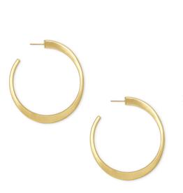 KENDRA SCOTT Avi Earring Gold Metal