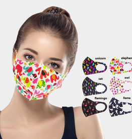 WONA TRADING INC Face Mask Animals